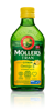 Picture of Möller's-ის ვირთევზას ღვიძლის ზეთი ლიმონის გემოთი