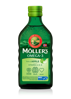 Picture of Möller's-ის ვირთევზას ღვიძლის ზეთი მწვანე ვაშლის გემოთი